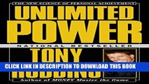 [PDF] Unlimited Power : The New Science Of Personal Achievement Full Online[PDF] Unlimited Power :