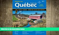 READ book  Quebec Road Atlas (Mapart s Provincial Atlas) (English   French Edition) (English and