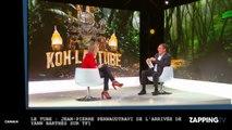 Le Tube : Jean-Pierre Pernaut ravi de l'arrivée de Yann Barthès sur TF1