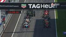 Fórmula V8 - Etapa de Red Bull Ring (Corrida 1): Largada