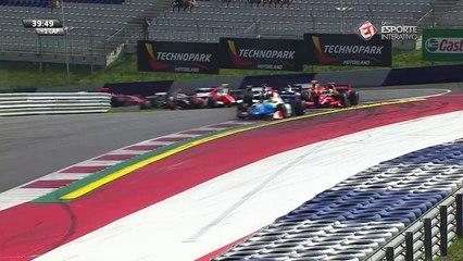 Fórmula V8 - Etapa de Red Bull Ring (Corrida 1): Melhores momentos