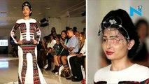 Proud! Acid attack survivor Reshma walks New York Fashion Week