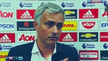 Jose Mourinho Post Match Interview - Manchester United 1-2 Manchester City (EPL) 10.09.2016 HD