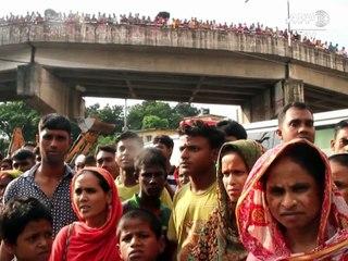Bangladesh: au moins 25 morts dans l'incendie d'une usine d'emballages