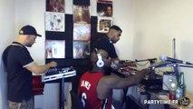 Space Invadaz radio show #1 - Gravity Sound - Party Time Radio - 10 SEPT 2016