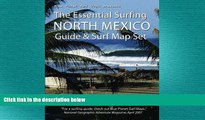 behold  The Essential Surfing: North Mexico- Guide   Surf Map Set