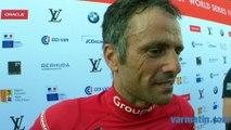 America's cup: Franck Cammas heureux de la progression de Groupama