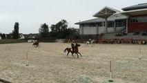 Pony games au pôle hippique de Saint-Lô
