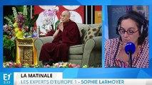 BlackRock tire la sonnette d'alarme sur le climat et la visite du Dalaï Lama en France : les experts d'Europe 1 vous informent