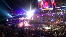 WWE Summerslam 2016 - Stephanie McMahon / Mick Foley Entrance - Live Barclays Center NYC HD