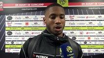 La réaction de Marcus Coco après EAG-Montpellier (1-1)