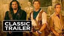 The Mummy Official Trailer #2 - Brendan Fraser Movie (1999) HD