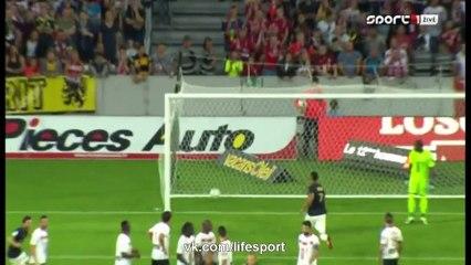 Lille vs Monaco (1-4) ~ All Goals & Full Highlights ~ 10/09/2016 [HD]