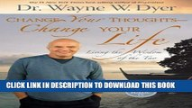 Collection Book Change Your Thoughts - Change Your Life: Living the Wisdom of the Tao