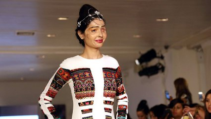 Meet the Acid Attack Survivor Who Just Rocked the Runway at NYFW