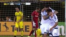 Erik Hurtado Goal HD -  Columbus Crew SC 1-3 Vancouver Whitecaps FC - 10.09.2016 MLS