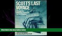different   Scott s Last Voyage: Through the Antarctic Camera of Herbert Ponting