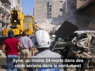 Scepticisme en Syrie avant l'entrée en vigueur de la trêve