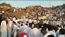 Arabie saoudite : les pèlerins affluent sur le Mont Arafat, moment fort du hajj