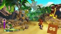 Skylanders Imaginators - Crash Bandicoot 20th Anniversary trailer