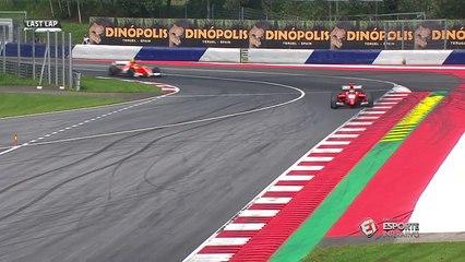 Fórmula V8 - Etapa de Red Bull Ring (Corrida 2): Última volta