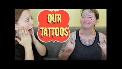 Our Tattoos ┃ ASL Stew Life