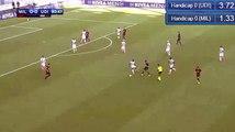2-1 Franck Yannick Kessie Penalty Goal HD - Atalanta 2-1 Torino 11.09.2016 HD