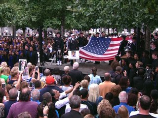 Quinze ans après, les Etats-Unis commémorent le traumatisme du 11-Septembre