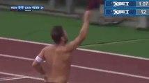 Francesco Totti Penalty Goal HD - AS Roma vs Sampdoria 3-2 (Serie A) 11/09/2016 HD