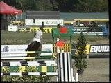 Galiane championnats minimes Fontainebleau 2005 2em jour