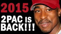 2PAC IS BACK!  Tupac Dissing Lil Wayne, Jay Z, Drake, Kanye and more (PROOF 2015)