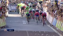 Cyclisme - Tour de Grande-Bretagne : Caleb Ewan s'impose sur le dernier sprint