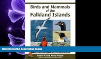 different   Birds and Mammals of the Falkland Islands (WILDGuides)