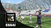 TOP 14 ‐ Essai Sona TAUMALOLO (FCG) – Grenoble-Brive – J4 – Saison 2016/2017