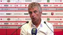 Foot - L1 - 4e j. : Christian Gourcuff (Rennes) «Ça prend forme»