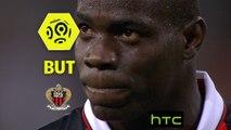But Mario BALOTELLI (7ème pen) / OGC Nice - Olympique de Marseille - (3-2) - (OGCN-OM) / 2016-17