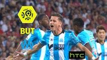 But Florian THAUVIN (14ème) / OGC Nice - Olympique de Marseille - (3-2) - (OGCN-OM) / 2016-17