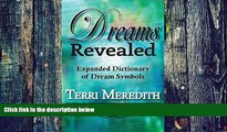 Big Deals  Dreams Revealed: Expanded Dictionary of Dream Symbols  Best Seller Books Most Wanted