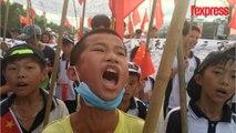 Chine: une ville se rebelle après la condamnation de son maire