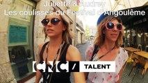 Juliette et Audrey - les Coulisses du Festival du Film Francophone d'Angoulême