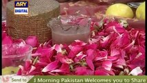 Watch Good Morning Pakistan on Ary Digital in High Quality 12th September 2016