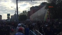Moskova'da Müslümanlar Kurban Bayramı Namazını Moskova Merkez Camisi'nde Kıldı