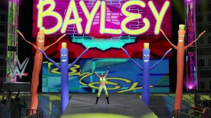 WWE 2K17 : Who's Next Trailer