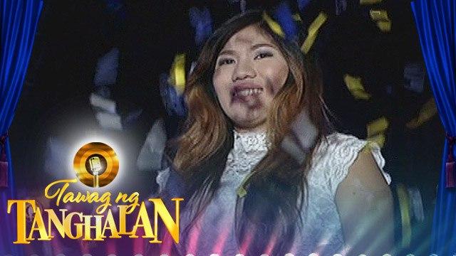 Tawag ng Tanghalan: Jessa Montefalco remains unbeatable!