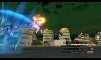 Mirai Trunks and Goku vs Black and Zamasu- Gameplay Dragon Ball Xenoverse mod