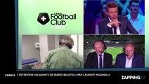 Mario Balotelli : L'interview surréaliste et déjà culte de Laurent Paganelli