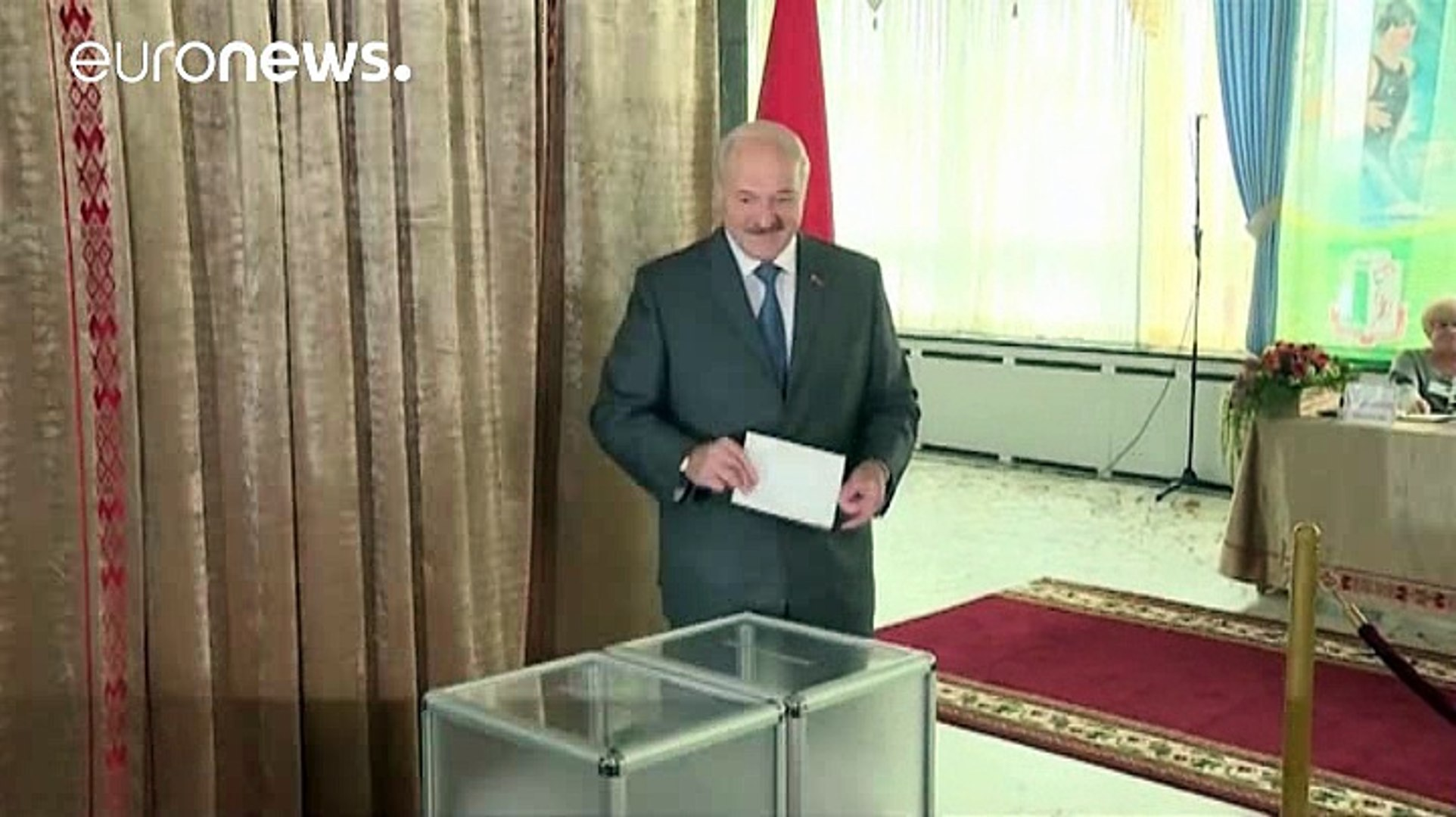 Впервые за 20 лет в парламент Беларусии войдет член оппозиции