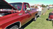September 2016 At Walton-on-the-Naze Essex Classic Car Show  Part 1