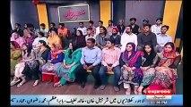 Song from ANARI Movie Khabardar with Aftab Iqbal 9 Septemebr 2016 - Express News