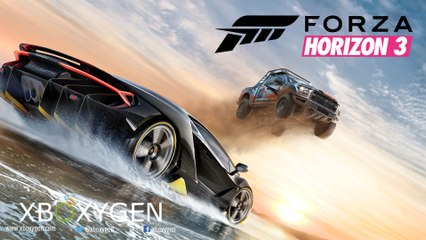 Forza Horizon 3 - Gameplay Preview Xbox One 50min